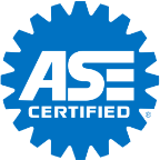 Roadside Auto is ASE certified.